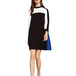 BCBG colorblock dress
